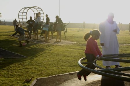 sea point promendade playground