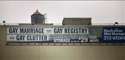 gay clutter